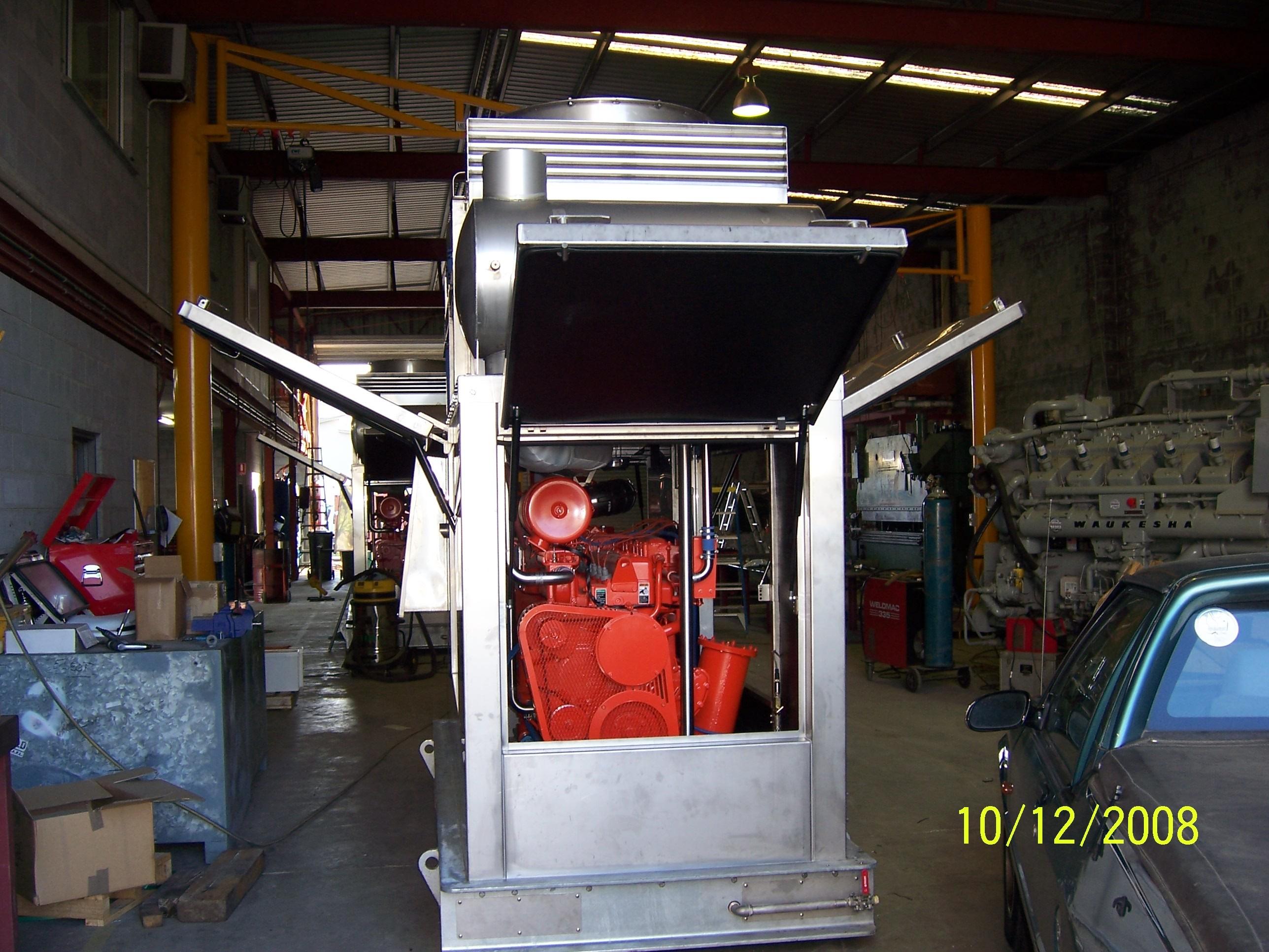 Packaged Generators